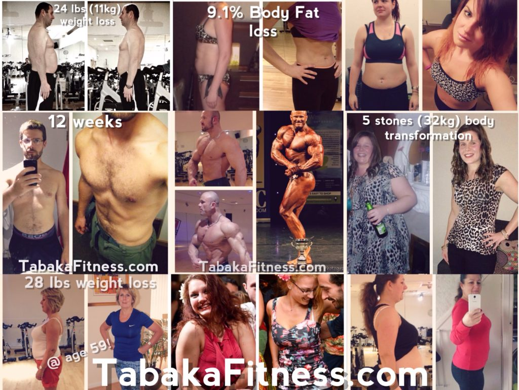 Tabaka Fitness | Meet the Clients