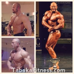 Grzegorz (1st place in NAC Bodybuilding Championships, Manchester 2015)