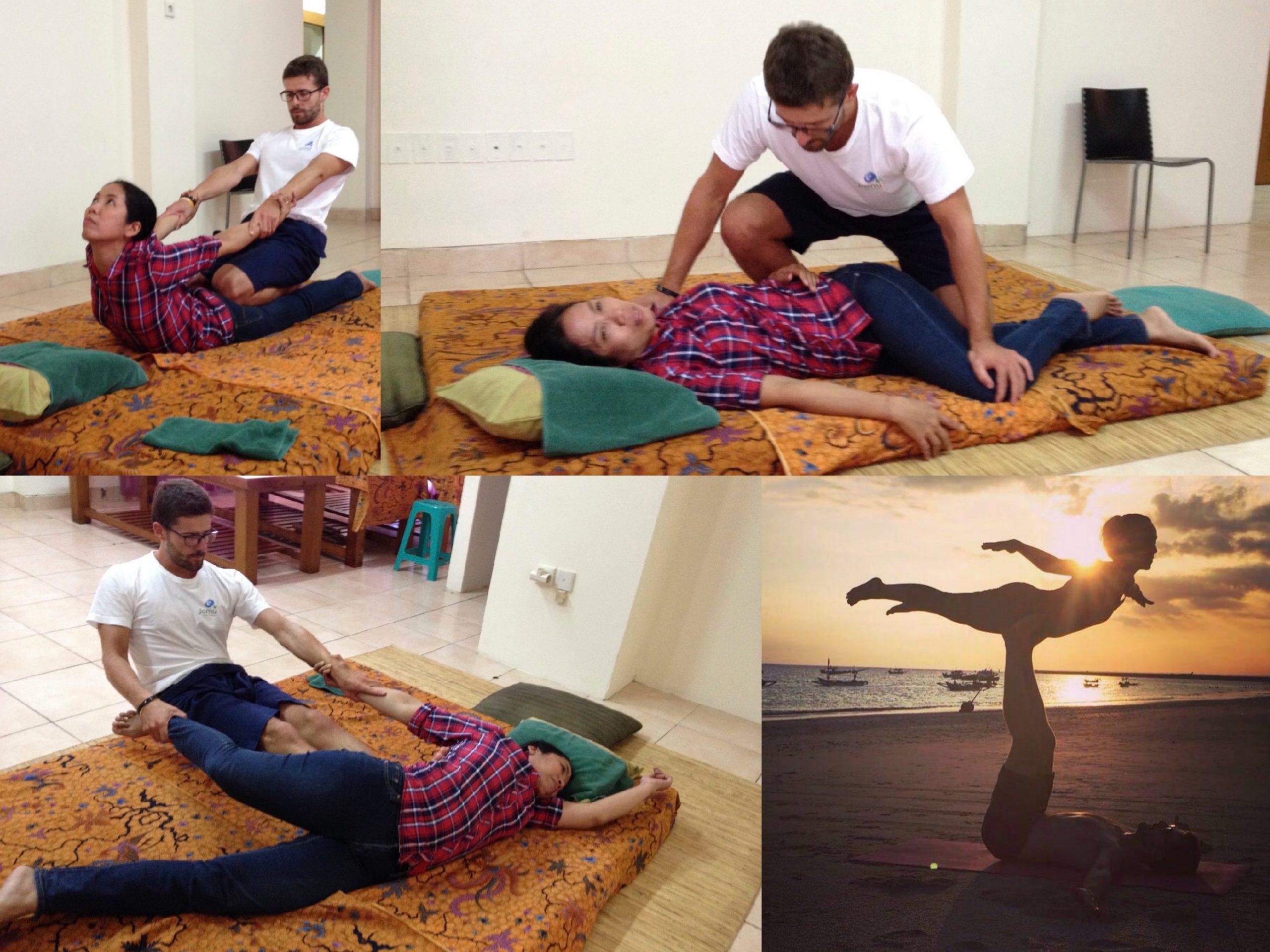 Thai Yoga Massage Tabaka Fitness